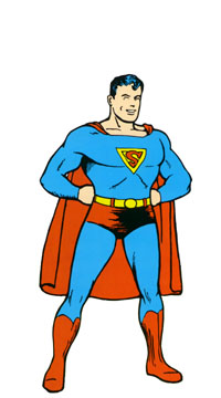 The Golden Age Superman